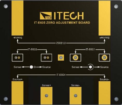 IT-E605 - Опция, АКИП