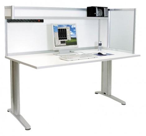 АРМ-4415-ESD - Стол инженера/менеджера с антистатической столешницей, Актаком