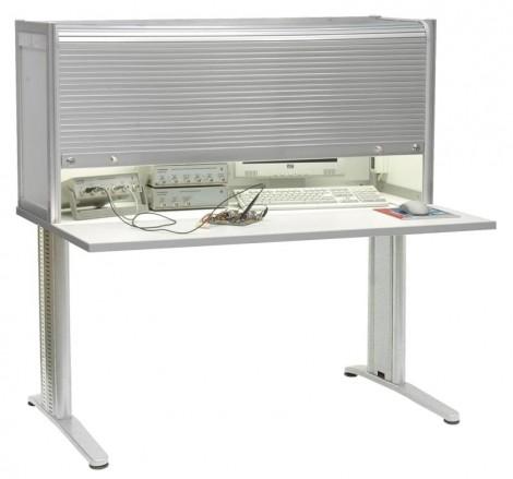 АРМ-4755-ESD - Стол-бюро с антистатической столешницей, Актаком