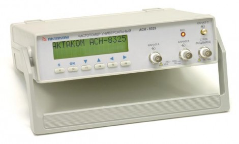 АСН-8325 - Частотомер, Актаком