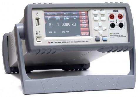АММ-6015 - Микроомметр, Актаком