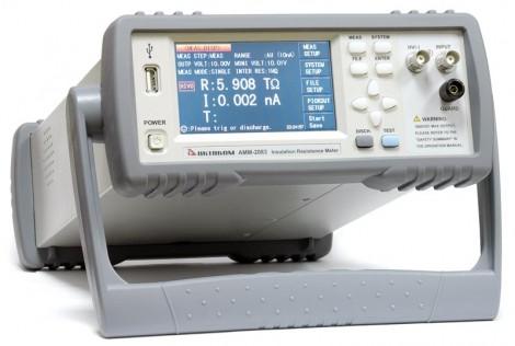 АММ-2083 - Измеритель сопротивления изоляции, Актаком