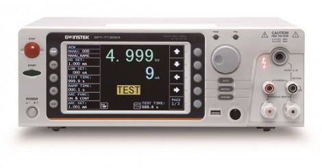 GPT-712001 - Установка для проверки параметров электрической безопасности, GW Instek
