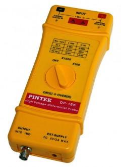 DP-16K - Дифференциальный пробник, Pintek