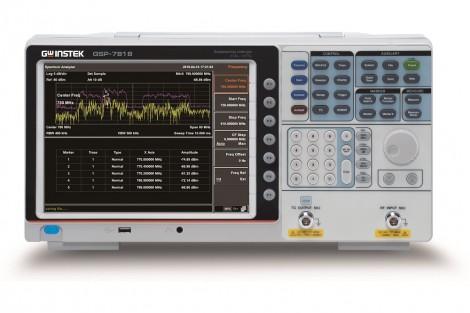 GSP-7818 - Анализатор спектра, GW Instek
