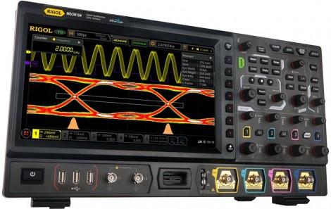 Rigol MSO8064 - Осциллограф смешанных сигналов