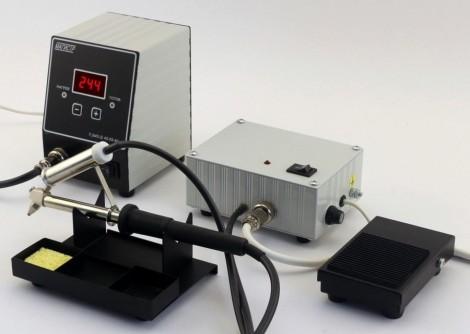 УСП-3М, УСП-3Н - Устройство для сбора оловянного припоя 220В/(36В) (для станций Ц20, НеоТерм)