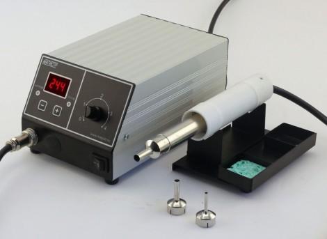 Магистр Ц20-УТП-01М - Термофен с цифровым регулятором температуры 12 литр/мин., 150Вт 220В/(36В)