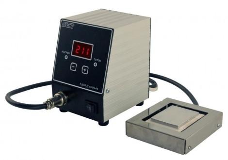 Магистр Ц20-ТМ - Термостол 40х50мм 220В/(36В) с рабочей температурой до 450°С