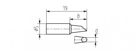 Паяльные насадки для станций НеоТерм ПРК-90