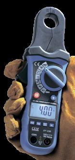 DT-338 - Клещи электроизмерительные, CEM
