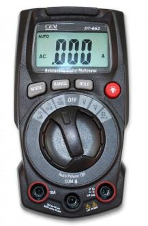 DT-662 - Мультиметр цифровой, CEM