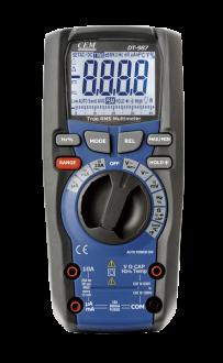 DT-987 - Мультиметр цифровой, CEM