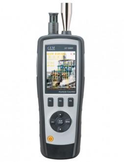 DT-9880M - Счётчик пылевых частиц, CEM