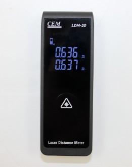 LDM-20 - Лазерный дальномер, CEM