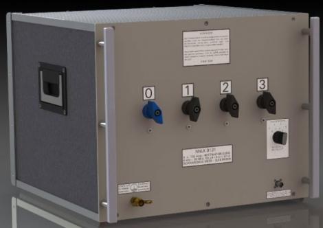 NNLK 8121 - Эквивалент сети, Schwarzbeck