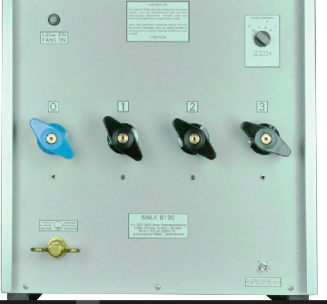 NNLK 8130 - Эквивалент сети, Schwarzbeck