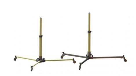 AM 9144 - Антенная мачта (высота от 1,2 до 2 метров), Schwarzbeck