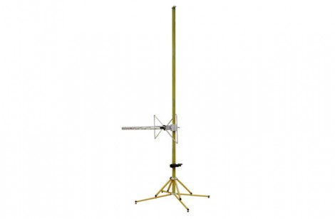 AM 9104 - Антенная мачта с ручным механизмом изменения высоты, Schwarzbeck