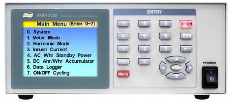 АКИП-2502 - Измеритель мощности