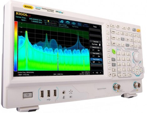 RSA3030 - Анализатор спектра реального времени, Rigol