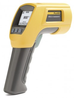 Fluke 572-2 - Высокотемпературный инфракрасный термометр (пирометр)