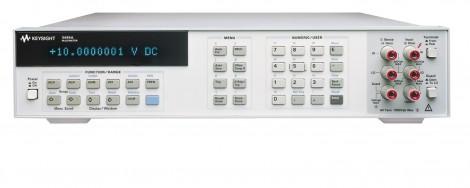 3458A - Вольтметр - мультиметр цифровой прецизионный, Keysight Technologies