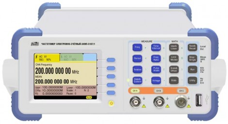 АКИП-5107/1 - Частотомер