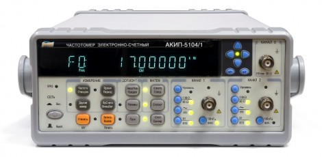 АКИП-5104/1 - Частотомер