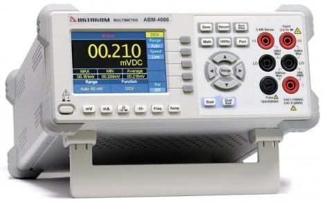 АВМ-4086 - Настольный универсальный мультиметр. 4 1/2 разряда, Актаком