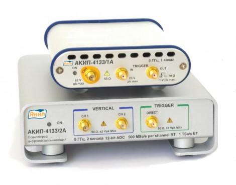 АКИП-4133/2А - USB-Осциллограф