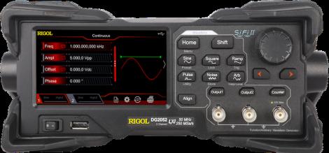 Rigol DG2102 - Генератор сигналов универсальный