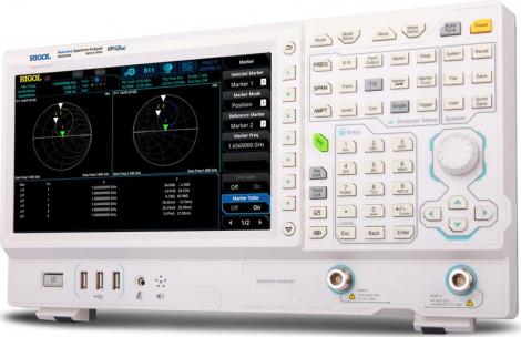 Rigol RSA3045N - Анализатор спектра реального времени