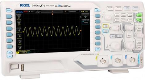 Rigol DS1202Z-E - Цифровой осциллограф