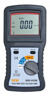 8000 HVDM - Мультиметр высоковольтный, Sew