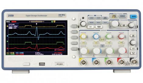 BK Precision 2556 - Цифровой запоминающий осциллограф
