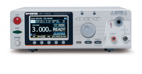 GPT-79503 - Установка для проверки параметров электрической безопасности, GW Instek