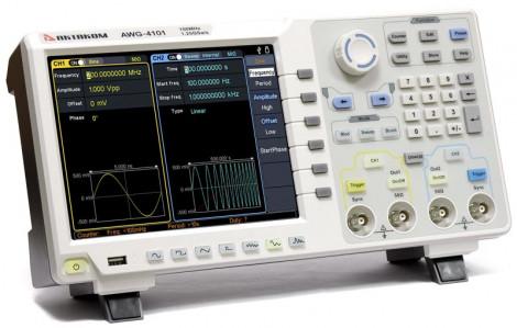AWG-4101 - Генератор сигналов специальной формы, Актаком