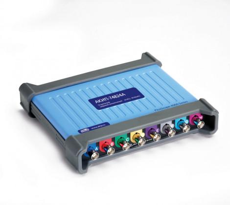 АКИП-74824А - Осциллограф USB