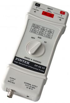 DP-02VF - Дифференциальный пробник, Pintek