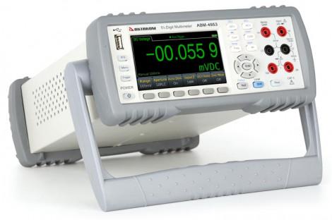 АВМ-4553 - Настольный универсальный мультиметр. 5 1/2 разряда, Актаком