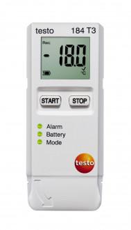 Testo 184 T3 - Логгер данных температуры