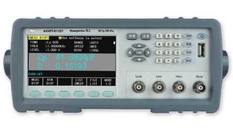 АКИП-6112/1 - Измеритель RLC