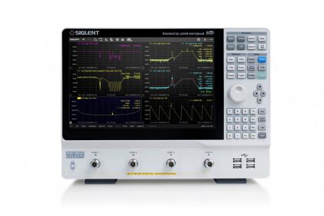 АКИП-6604/4 - Анализатор цепей векторный