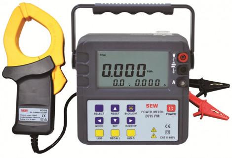 2015 PM - Измеритель электрической мощности, SEW
